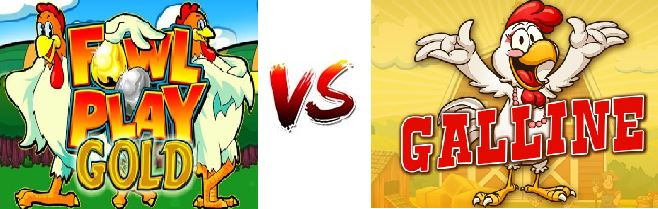 Slot Gallina contro Slot Galline: bonus, strategie e versione gratis