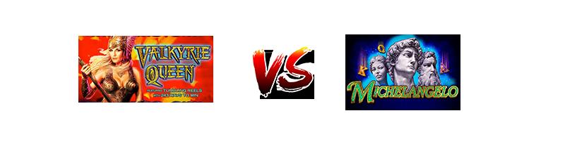 Valchiria vs Michelangelo