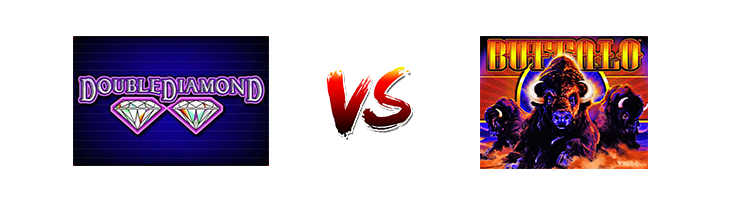 Slot Diamond Double Vs Buffalo Blitz: recensione e testa a testa